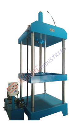 Mild Steel PTFE Automatic Hydraulic PressMild Steel PTFE Automatic Hydraulic Press